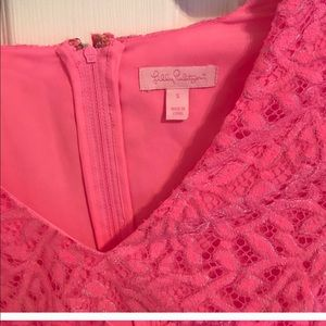 Lilly Pulitzer Dresses - 😍NWOT Lilly Pulitzer Dress Pink Size Small😍
